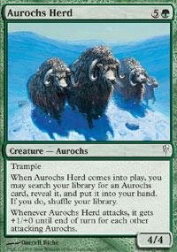 Aurochs Herd - Coldsnap