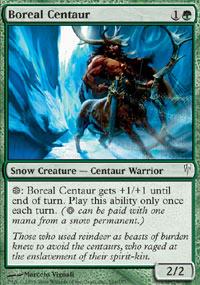 Boreal Centaur - Coldsnap