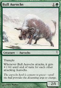 Bull Aurochs - Coldsnap
