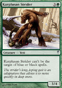 Karplusan Strider - Coldsnap