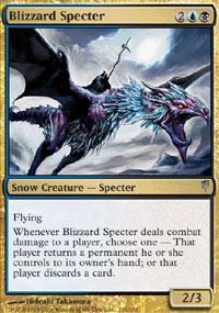 Blizzard Specter - Coldsnap