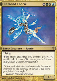 Diamond Faerie - Coldsnap