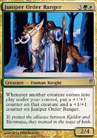 Juniper Order Ranger - Coldsnap