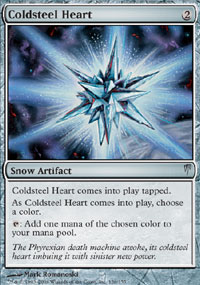 Coldsteel Heart - Coldsnap