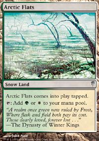 Arctic Flats - Coldsnap