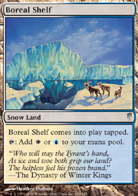 Boreal Shelf - Coldsnap