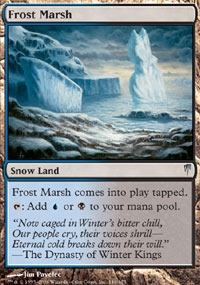 Frost Marsh - Coldsnap