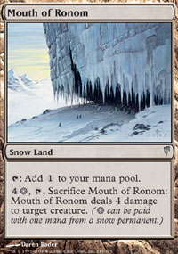 Mouth of Ronom - Coldsnap