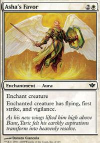 Asha's Favor - Conflux