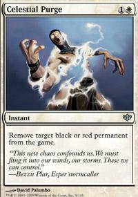 Celestial Purge - Conflux