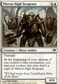 Mirror-Sigil Sergeant - Conflux