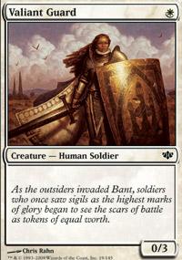 Valiant Guard - Conflux