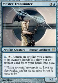 Master Transmuter - Conflux