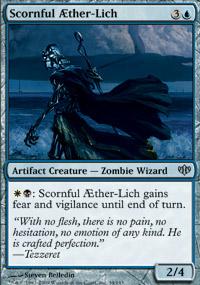 Scornful Aether-Lich - Conflux