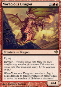 Voracious Dragon - Conflux