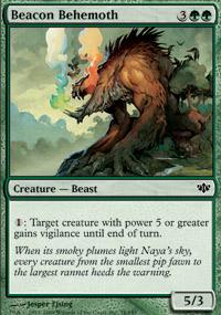 Beacon Behemoth - Conflux