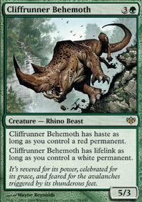 Cliffrunner Behemoth - Conflux