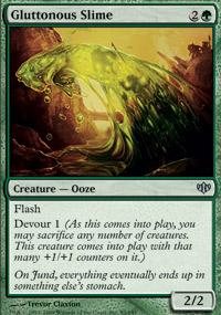 Gluttonous Slime - Conflux