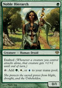 Noble Hierarch - Conflux