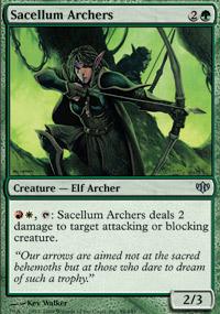 Sacellum Archers - Conflux