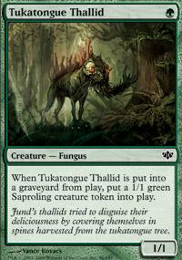 Tukatongue Thallid - Conflux