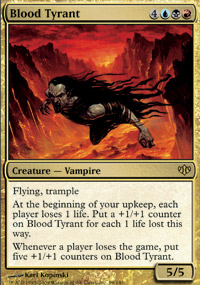 Blood Tyrant - Conflux