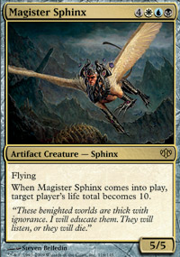 Magister Sphinx - Conflux