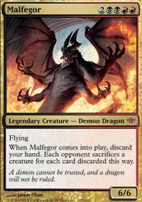 Malfegor - Conflux
