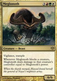 Meglonoth - Conflux
