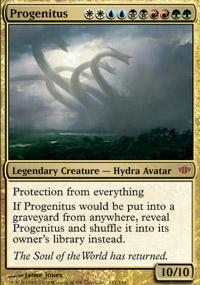 Progenitus - Conflux