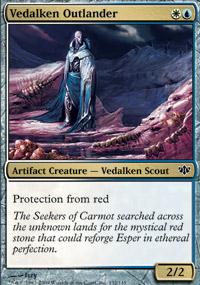 Vedalken Outlander - Conflux