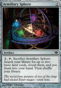 Armillary Sphere - Conflux
