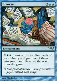 Browse - Coldsnap Theme Decks