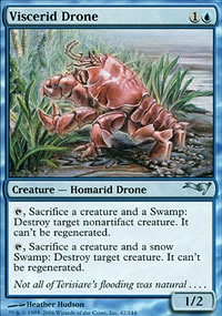 Viscerid Drone - Coldsnap Theme Decks