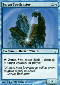 Zuran Spellcaster - Coldsnap Theme Decks