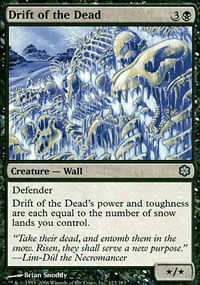Drift of the Dead - Coldsnap Theme Decks