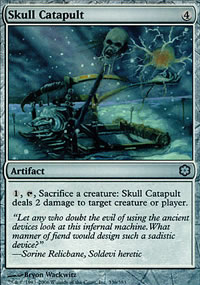 Skull Catapult - Coldsnap Theme Decks