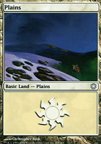 Plains 1 - Coldsnap Theme Decks