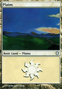 Plains 2 - Coldsnap Theme Decks