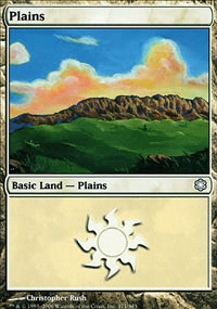 Plains 3 - Coldsnap Theme Decks