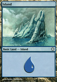 Island 1 - Coldsnap Theme Decks