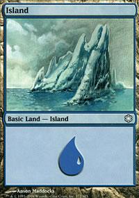 Island 1 - Coldsnap Theme Decks