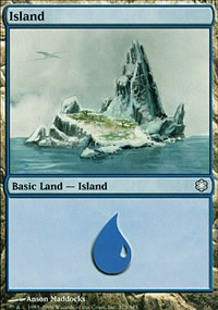Island 2 - Coldsnap Theme Decks