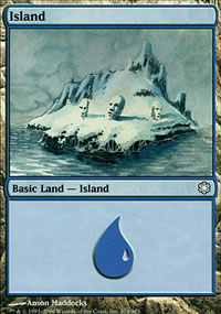 Island 3 - Coldsnap Theme Decks