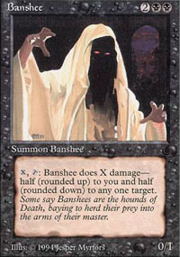 Banshee - The Dark