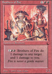Brothers of Fire - The Dark