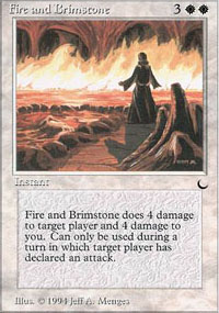 Fire and Brimstone - The Dark