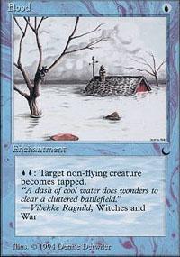 Flood - The Dark