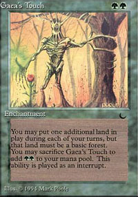 Gaea's Touch - The Dark