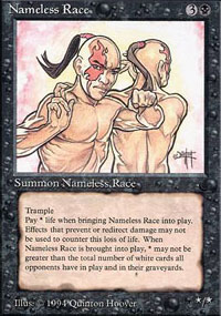 Nameless Race - The Dark